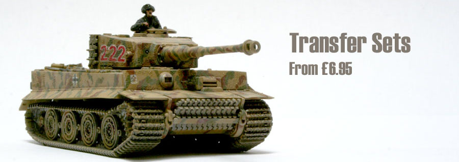 Tiger 222 from Transfer Set T-76917